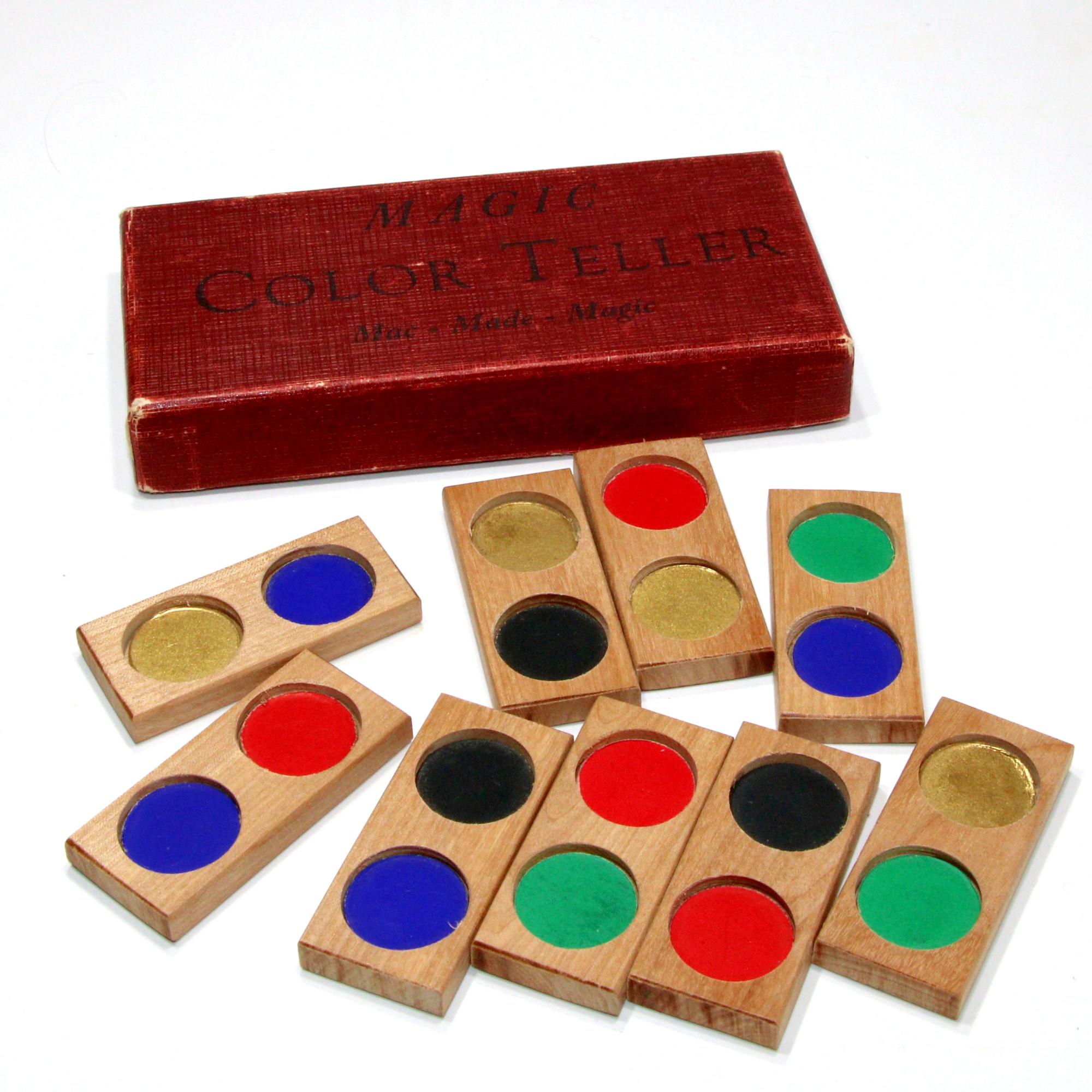 Magic Color Teller by Mac Made Magic