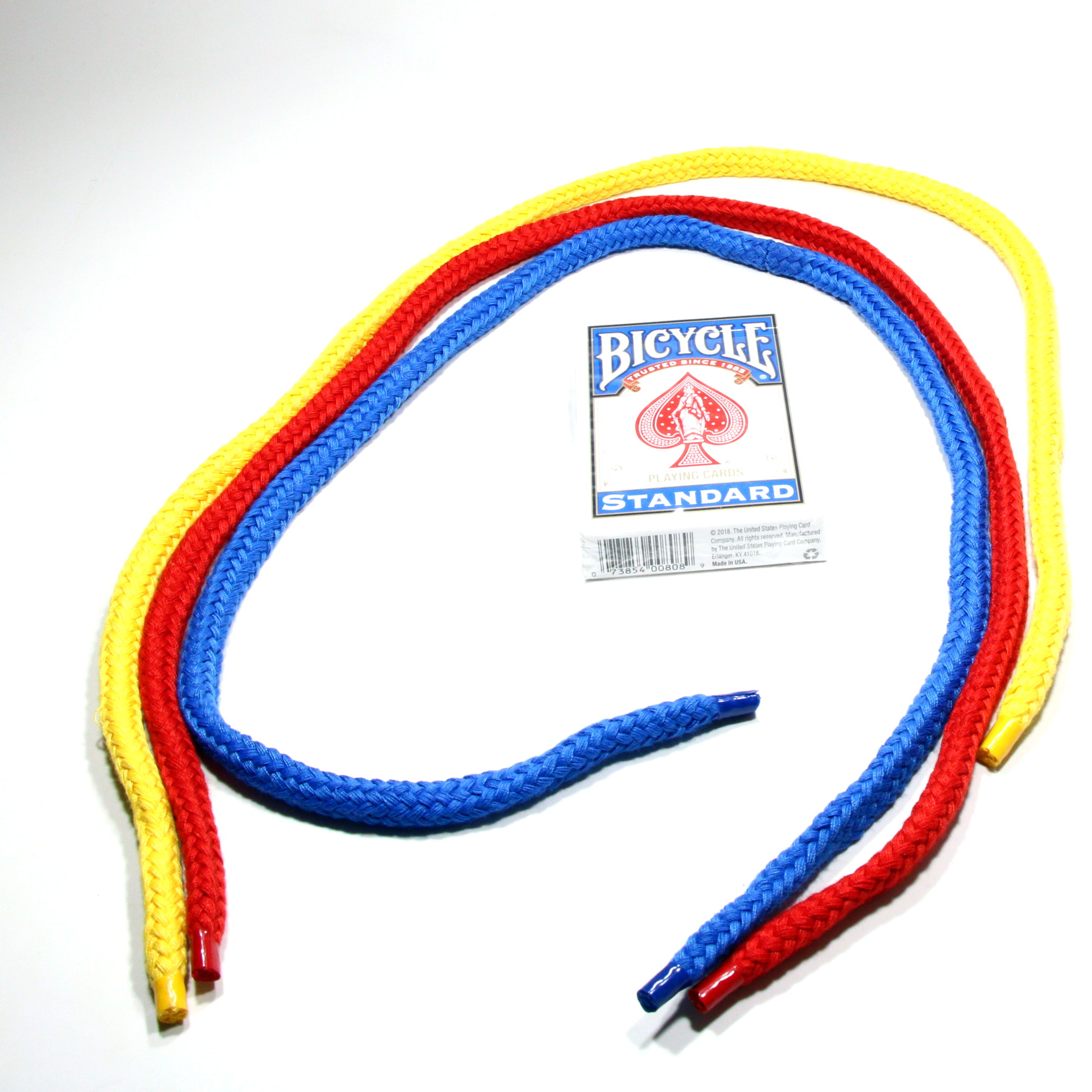 The Linking Ropes (Link King Ropes) by Bob King Magic