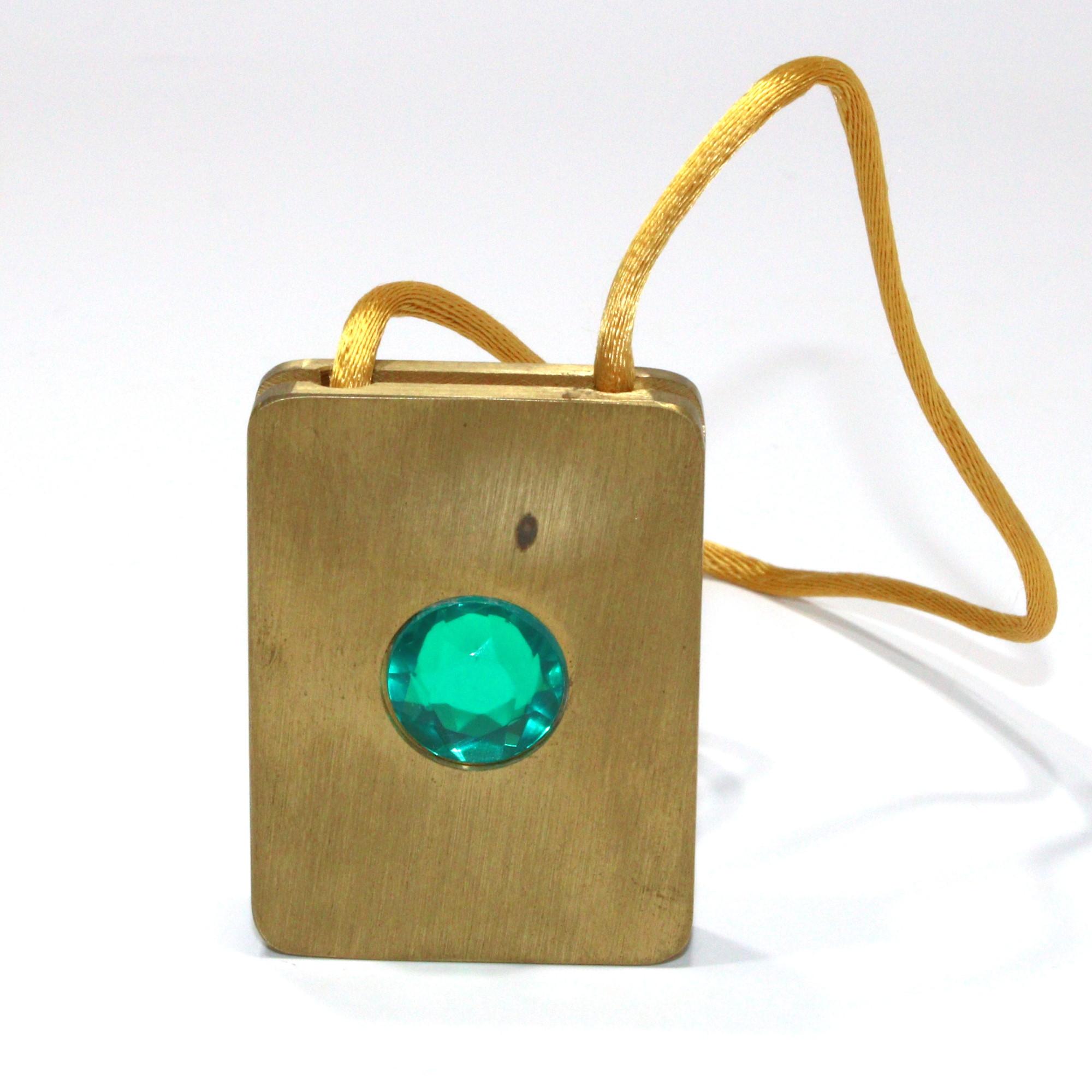 Solid Brass Locket Release by Bob Solari Magic