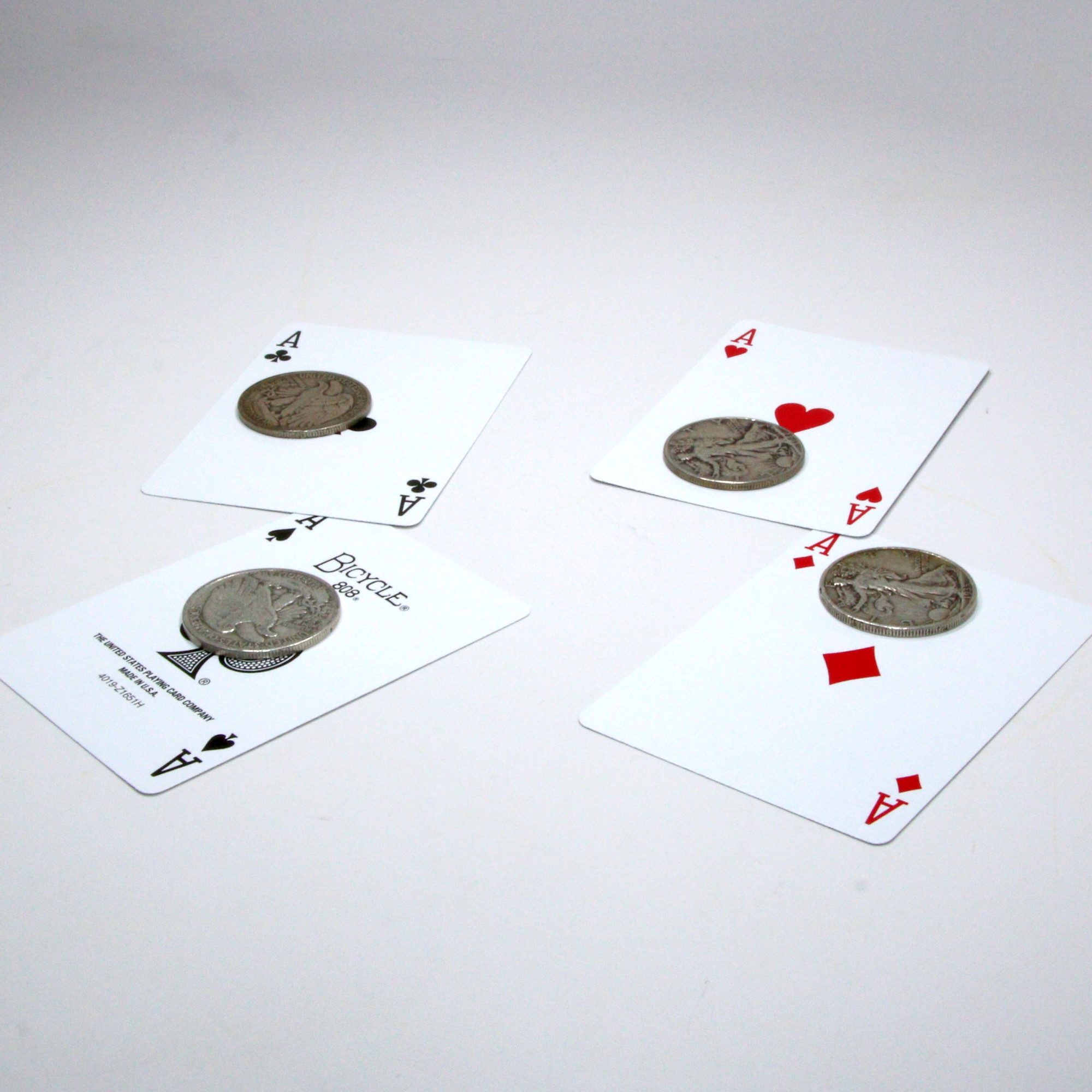 Coin Card by Danny Archer