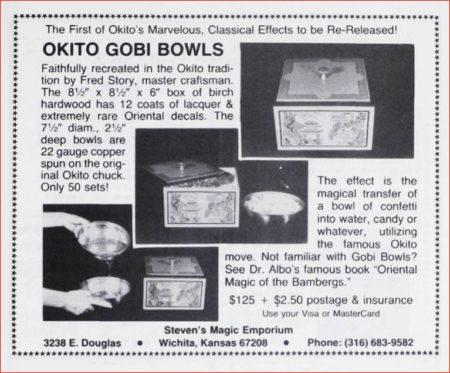 fred-story-okito-gobi-bowls-ad-linking-ring-1982-10
