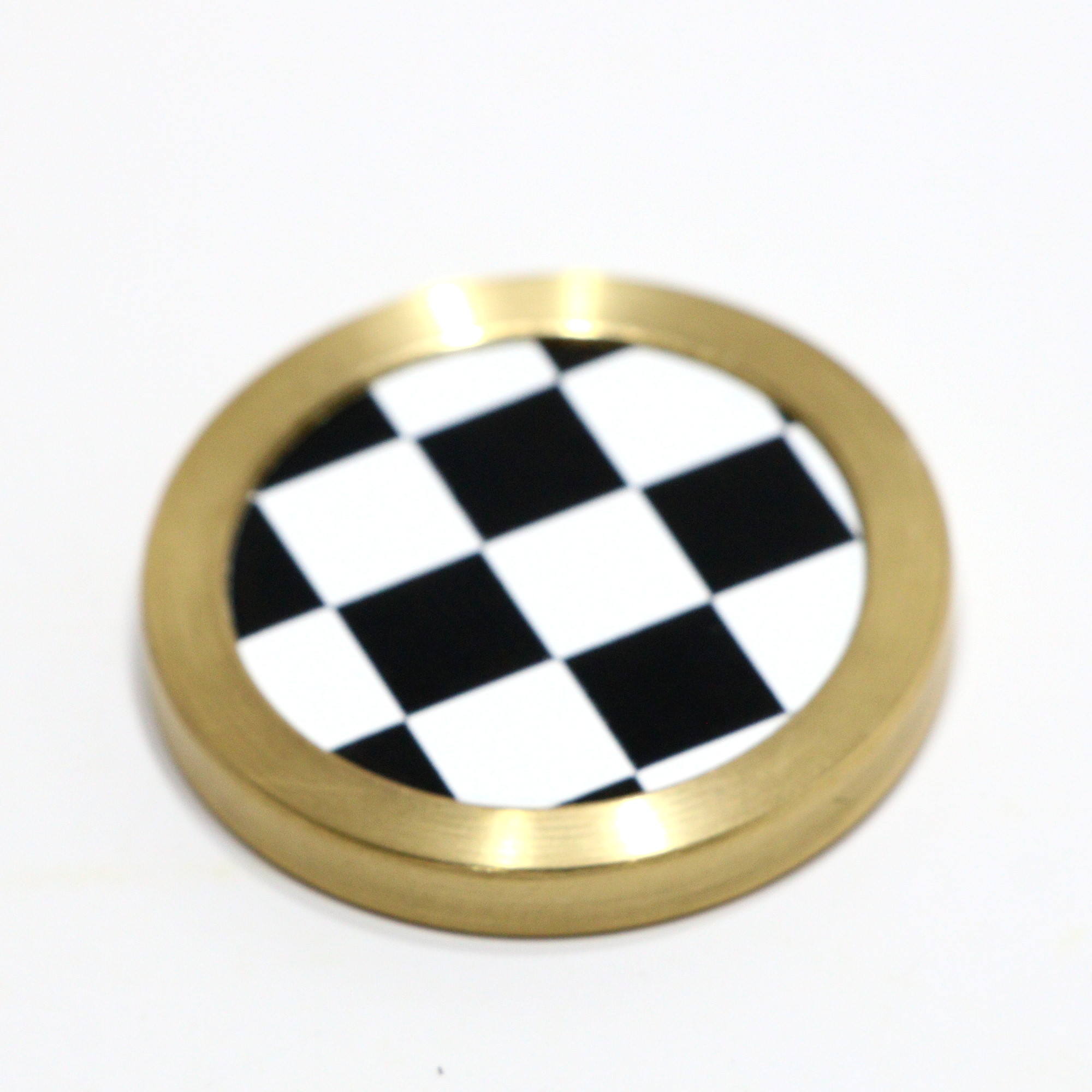 Checker Chip by Per Clausen