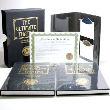 The Ultimate Thayer Vol. 1 by by Robert J. Albo, Philip M. Schwartz