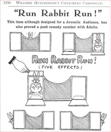 harry-leat-run-rabbit-run-ad-wilford-hutchinson-conjurers-chronicle-1939-12
