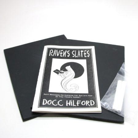 Ravens Slates by Docc Hilford