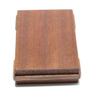 Pressure Card Box by Fedko Magic Company