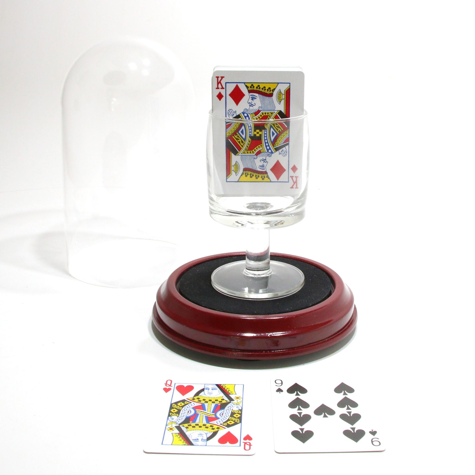 Card Transformer (Horizontal Card Rise, Gedanken Transformer) by Tony Lackner, Eckhard Boettcher
