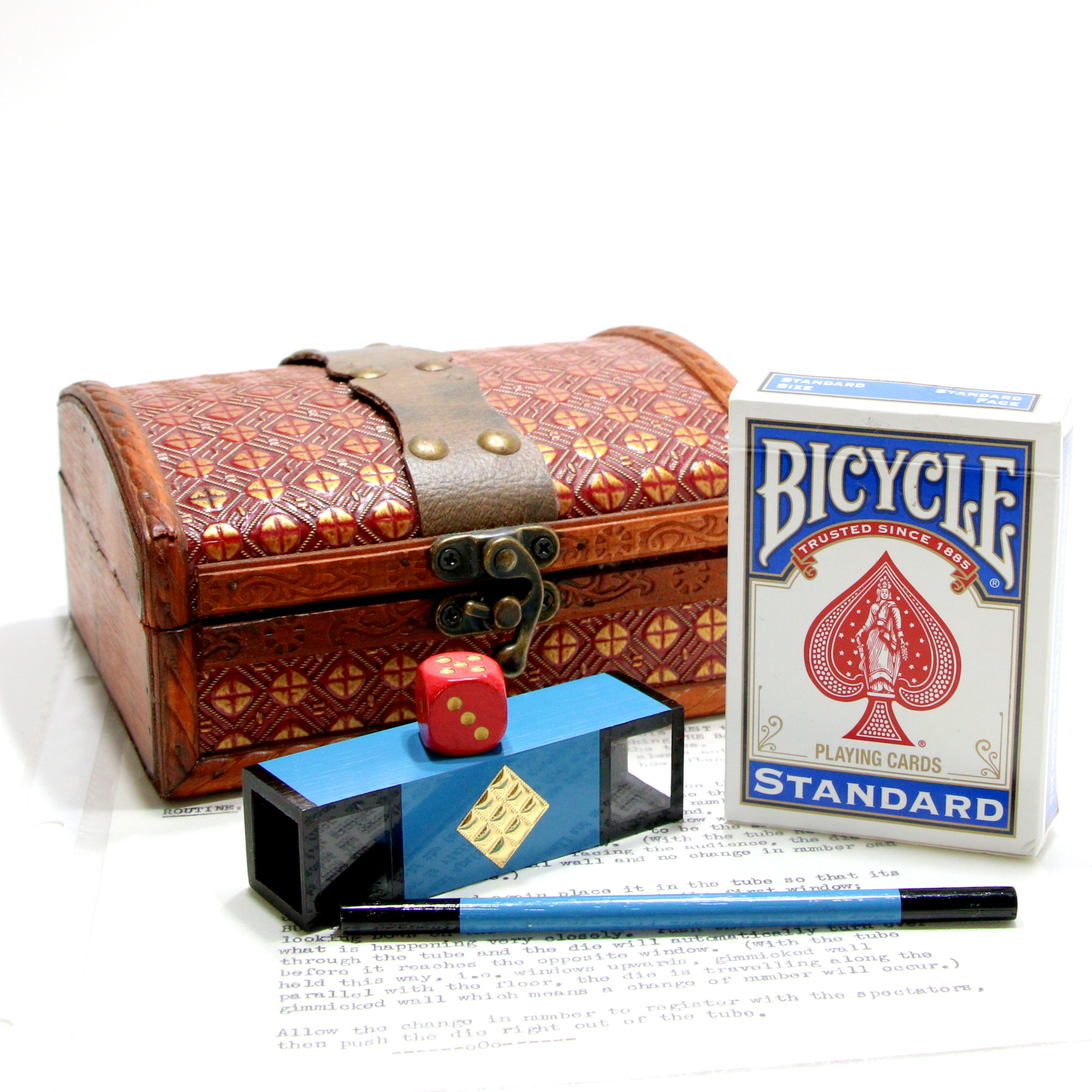 Dice-A-Matic (Willi Wessel Collection) by Alan Warner