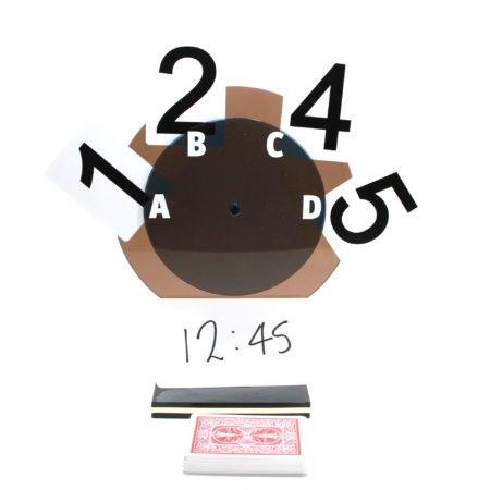 Mental Clock by Arsene Lupin