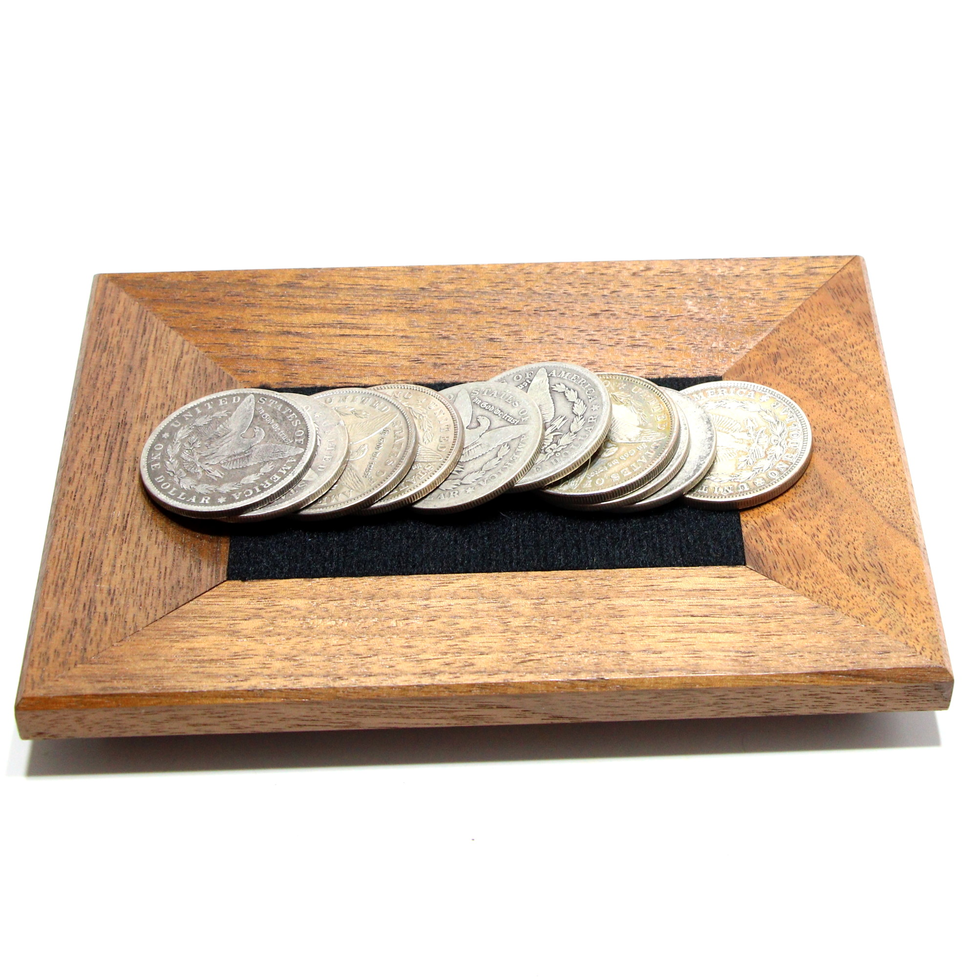 Coin Tray by Mel Babcock