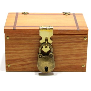 Lippincott Box (Watch Box) by Mel Babcock