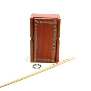 The Ring and Box Trick (Kenard Mystery Box) by Mel Babcock