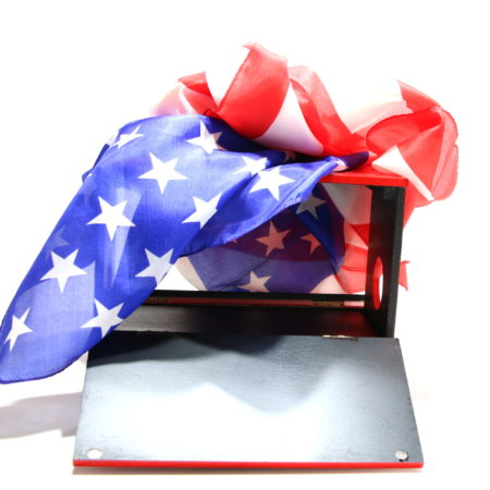 The Patriotic Silk Cabby by Michael Baker