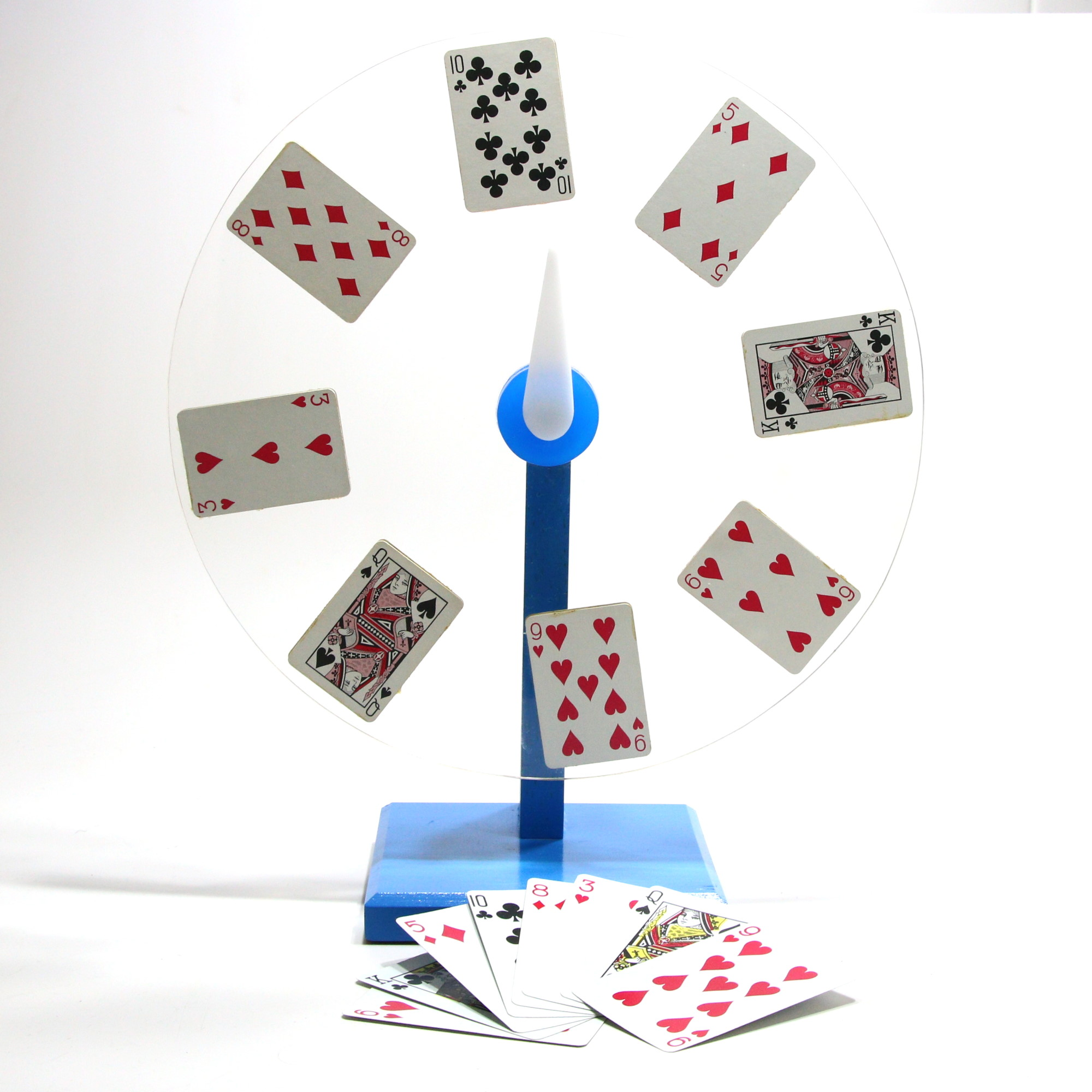 Spin A Card by Bob Kline