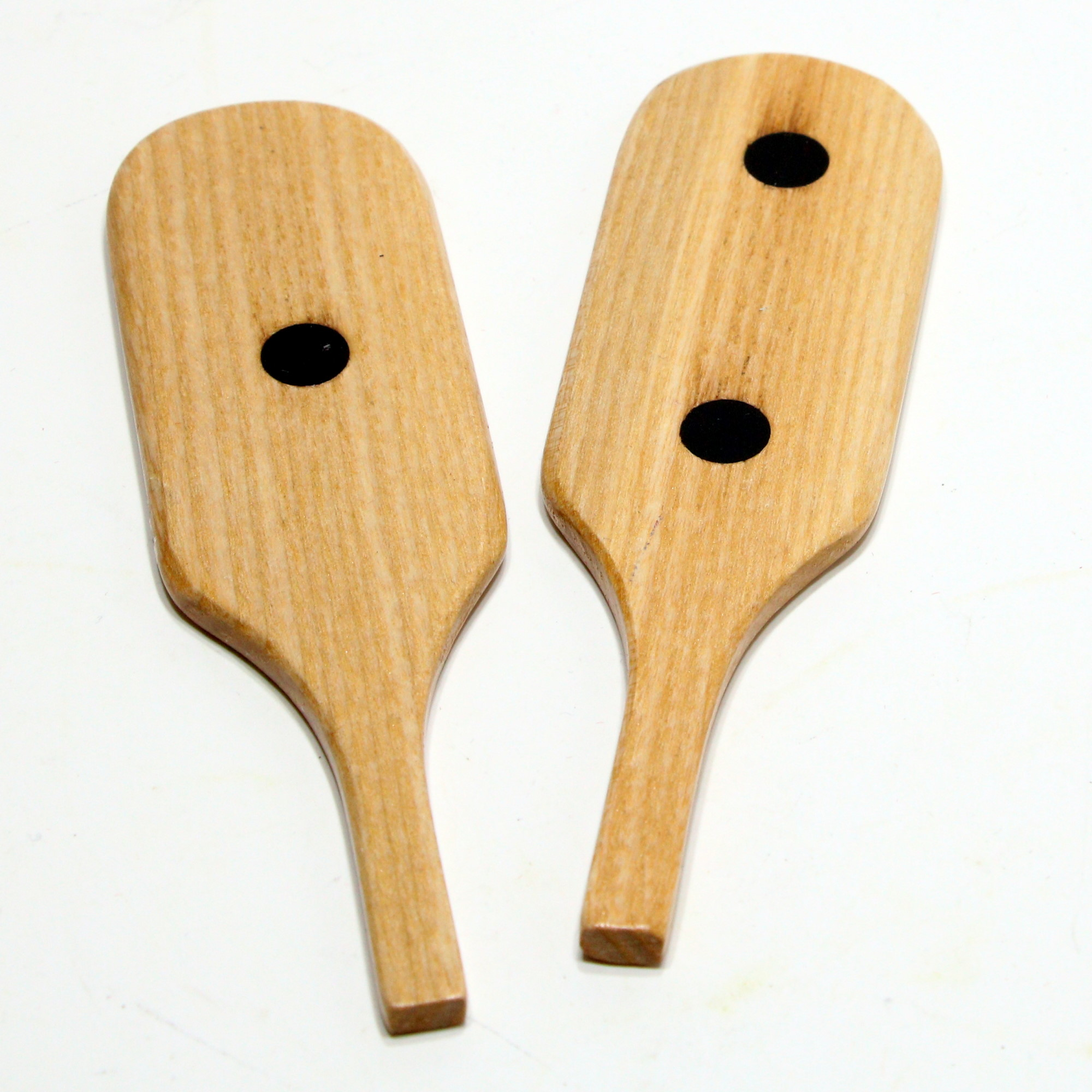 Spot Paddles (Exotic) by Colin Rose