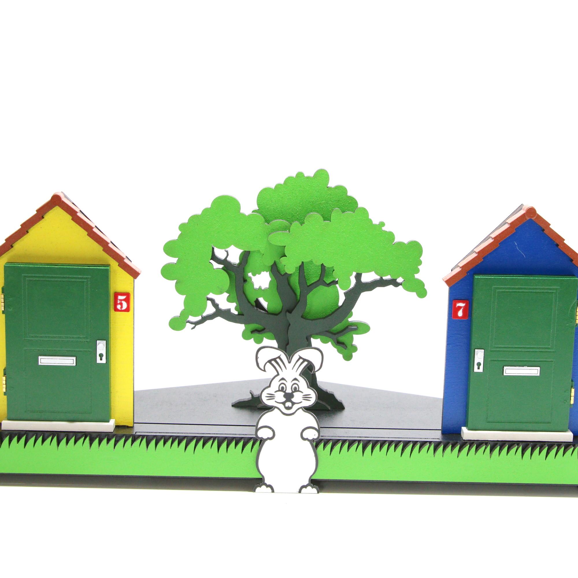 Micro Run Rabbit Run (Limited Edition) by Holland Magic Studio