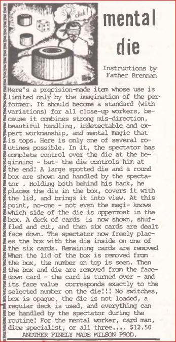 milson-mental-die-ad-genii-1973-07