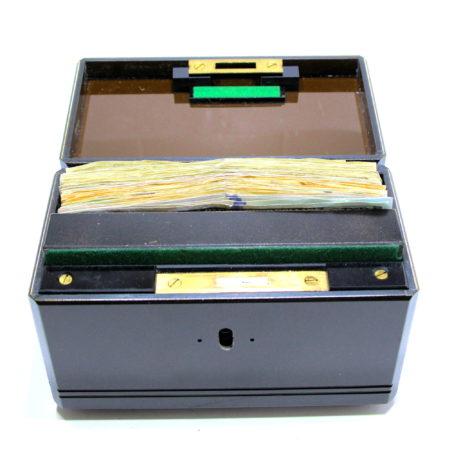 Key Box (Black, Custom Remote) by Anverdi, Tim Hill