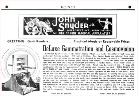 john-snyder-gammatration-cosmovision-ad-genii-1938-04
