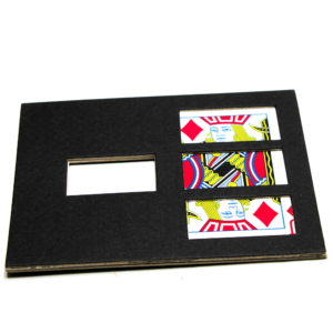 Zig Zag Card OutDone by Mike Shelley, Morty Rudnick, Magical Mysteries