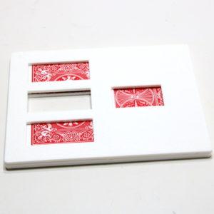 Zig Zag Card by Vincenzo Di Fatta