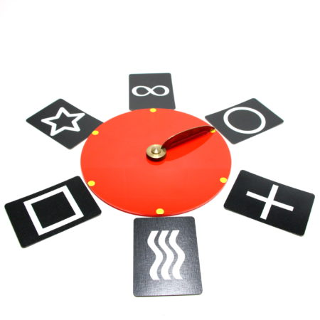 The Card Clock by Franz Biemans, McGee Magic
