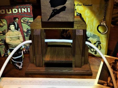 Houdini Block Escape by Magic Wagon
