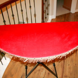 Expert Performance Table (Red) by Stevens Magic, Heather Jay