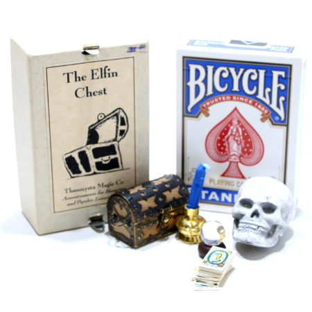 The Elfin Chest by Mary Tomich, Thaumysta Magic Co.