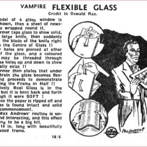 max-andrews-vampire-flexible-glass-ad-max-andrews-catalog-1956
