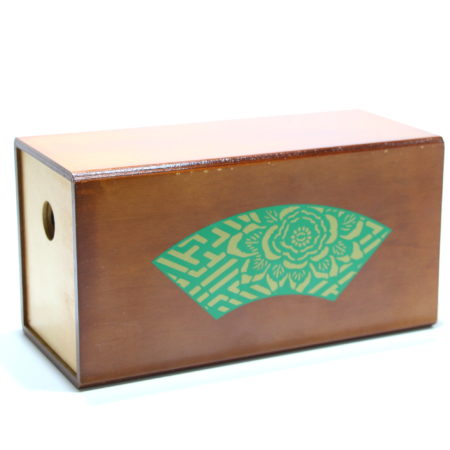 New Production Box (Ukiyo) (Flower style) by Mikame Craft