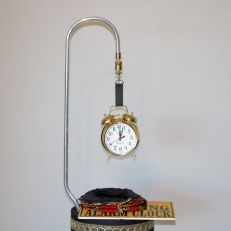Time Odyssey - The Vanishing Alarm Clock by Collectors Workshop