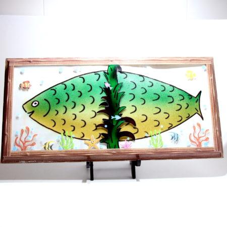 Di-Mini-Fish by Warren Stephens