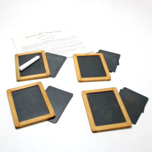 Vest Pocket Slate (x 4) by Ken Brooke, Stanley Thomas, George Blake, Roy Johnson