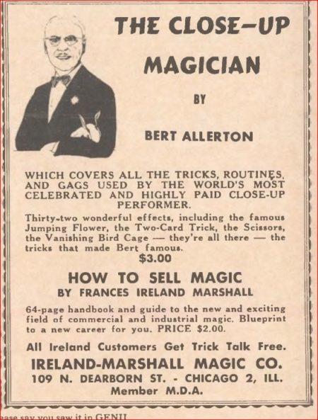 bert-allerton-the-close-up-magician-ad-genii-1958-09