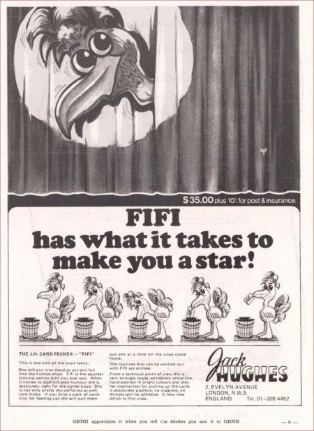 jack-hughes-fifi-the-card-pecker-ad-genii-1975-01