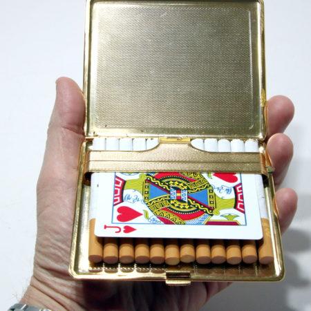 The Conway Cigarette Case by Ken Brooke, Pat Conway, Bert Allerton