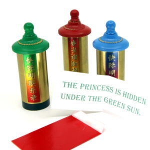 Princess Qianlong (Prinzessin Qianlong) by Tony Lackner, Eckhard Boettcher
