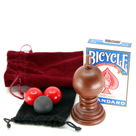 Mike Gallos Ball and Vase Deluxe by Airship Magic, Mike Gallo