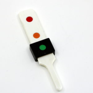 Stop Light Paddle (Paddle Waggle) by Eddy Taytelbaum