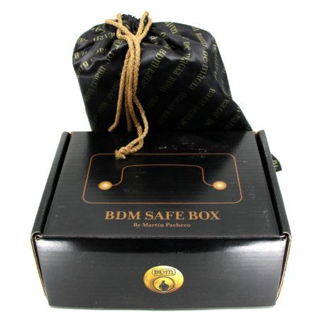 BDM Safe Box by Bazar de Magia, Martin Pacheco
