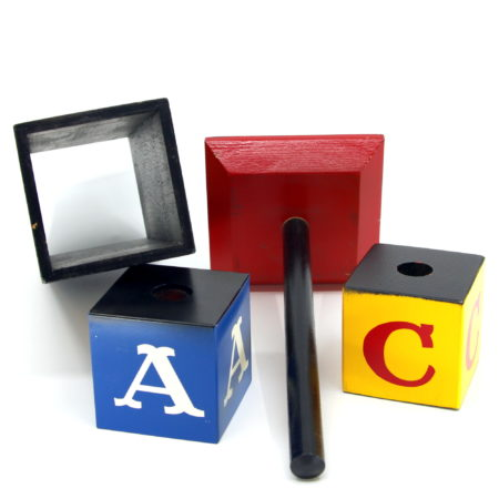 ABC Blocks by Homer Hudson