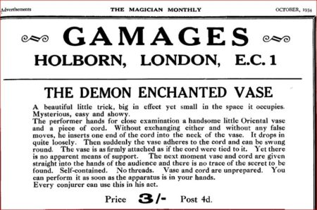 demon-enchanted-vase-ad-magician-monthly-1934-10