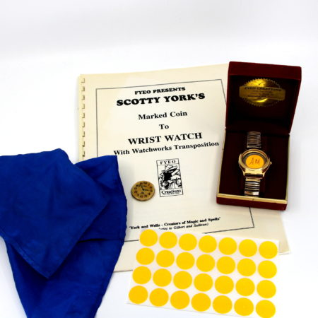 The Marked Coin to Wrist Watch by Scotty York, Bill Wells