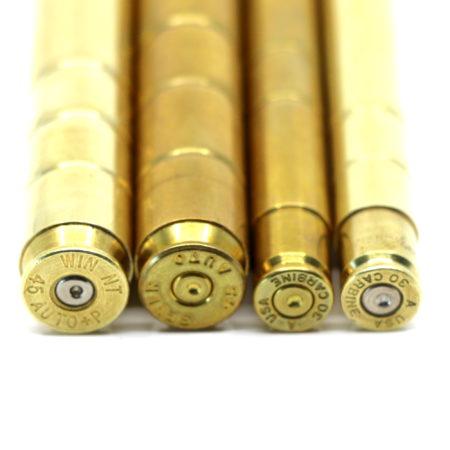 Brass Bullet Wand by Shawn Reida