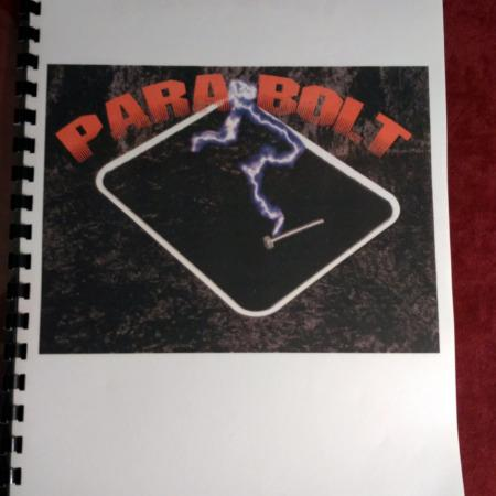 Para Bolt (A Mentalism Tray) by Unknown