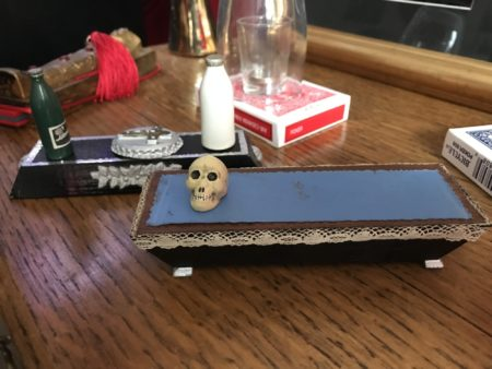 Grandfathers Coffin by R.A.R Magic