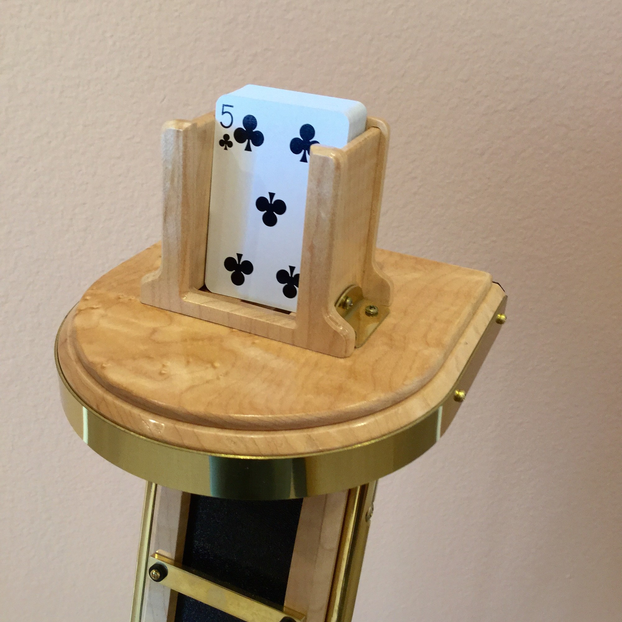 Mini Card Ladder by Wolfs Magic